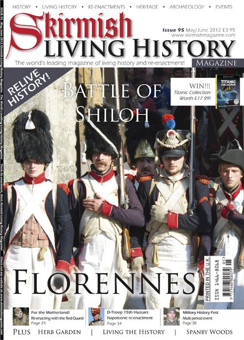 Skirmish Magazine 95