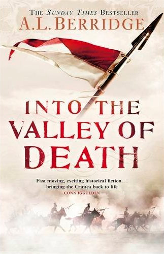 WIN! Into the Valley of Death by Louise Berridge