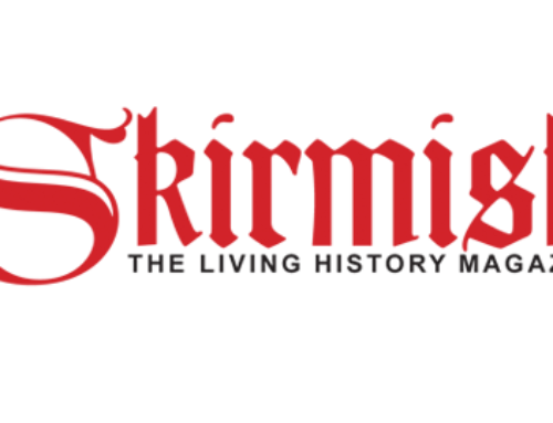 New Publisher For Skirmish
