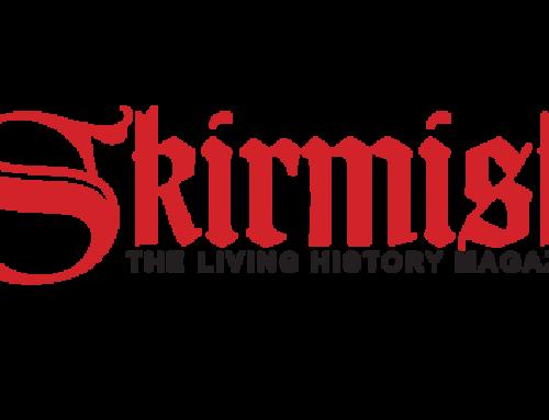 New Publisher For Skirmish