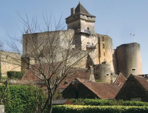 The Chateaux de Castlenaud, France