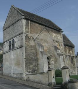Saxon Church at Bradford on Avon
