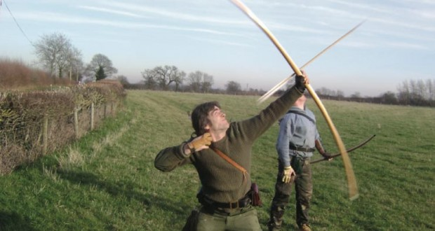 making-a-longbow