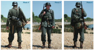 WW2 German Infantry Normandy June 1944