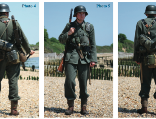 WW2 German Infantry Normandy June 1944