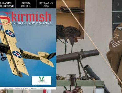 Skirmish Magazine Issue 120 Onsale Now