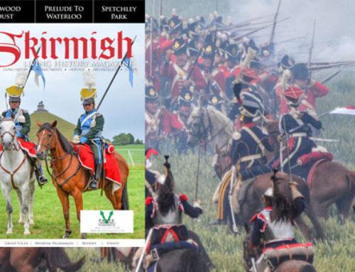 Skirmish Magazine Issue 121 Onsale Now