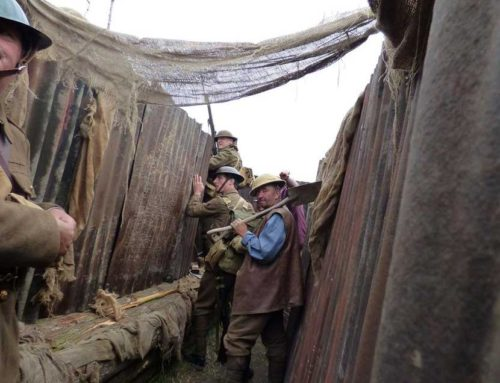Special Project – Trench Experience at Chalke Valley