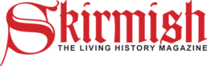 Skirmish The Living History Magazine Retina Logo